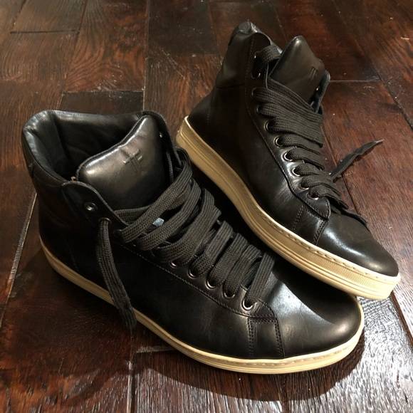 Tom Ford Mens Russel Sneakers Size 5
